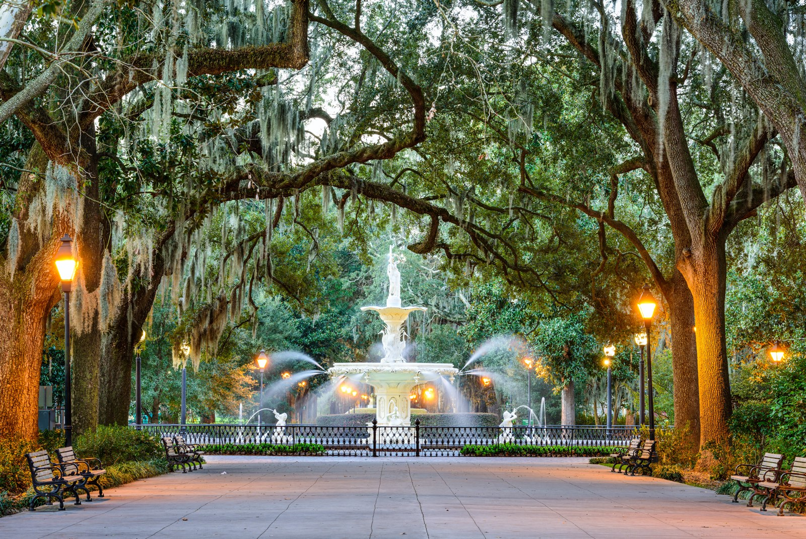 If you love history and southern charm, Savannah is one of the best cities to look at.